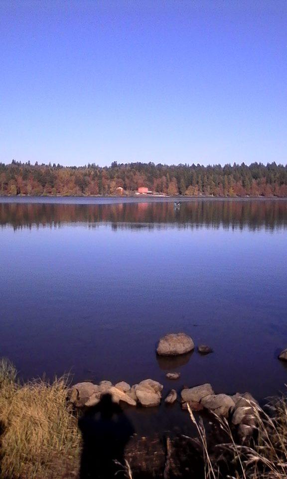Lac du Bouchet Automne 2016