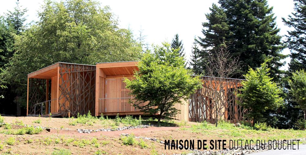 Maison de site Lac Du Bouchet