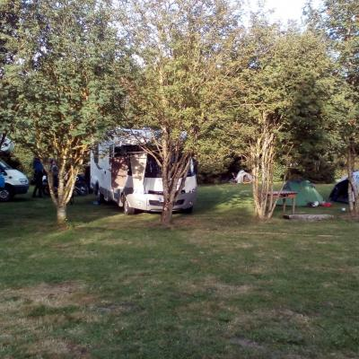 Camping accueil 2